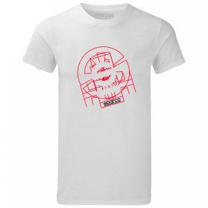 Camiseta Sparco 01263BI TRON