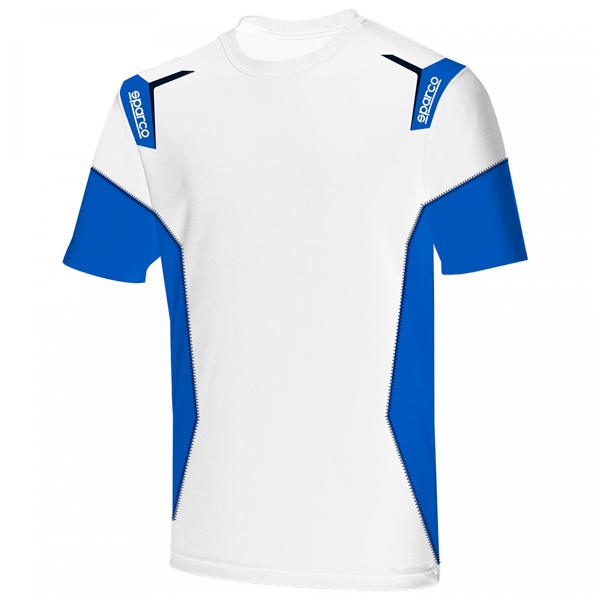 Camiseta Sparco 01264BIAZ CAMISETA SKID