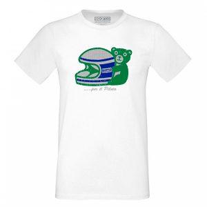 Camiseta Sparco 01291BI PILOTA