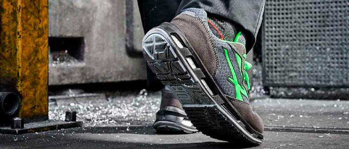 ¿Por qué usar un calzado de seguridad?